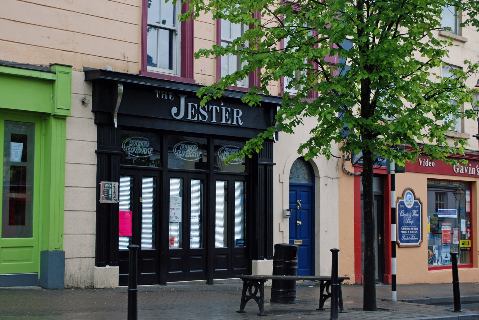 The Jester, Westport, Ireland