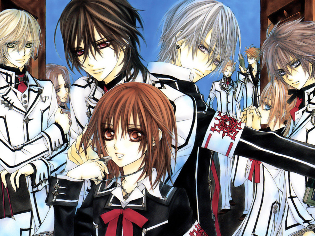 the vampire knight ~ 9999 anime wallpapers