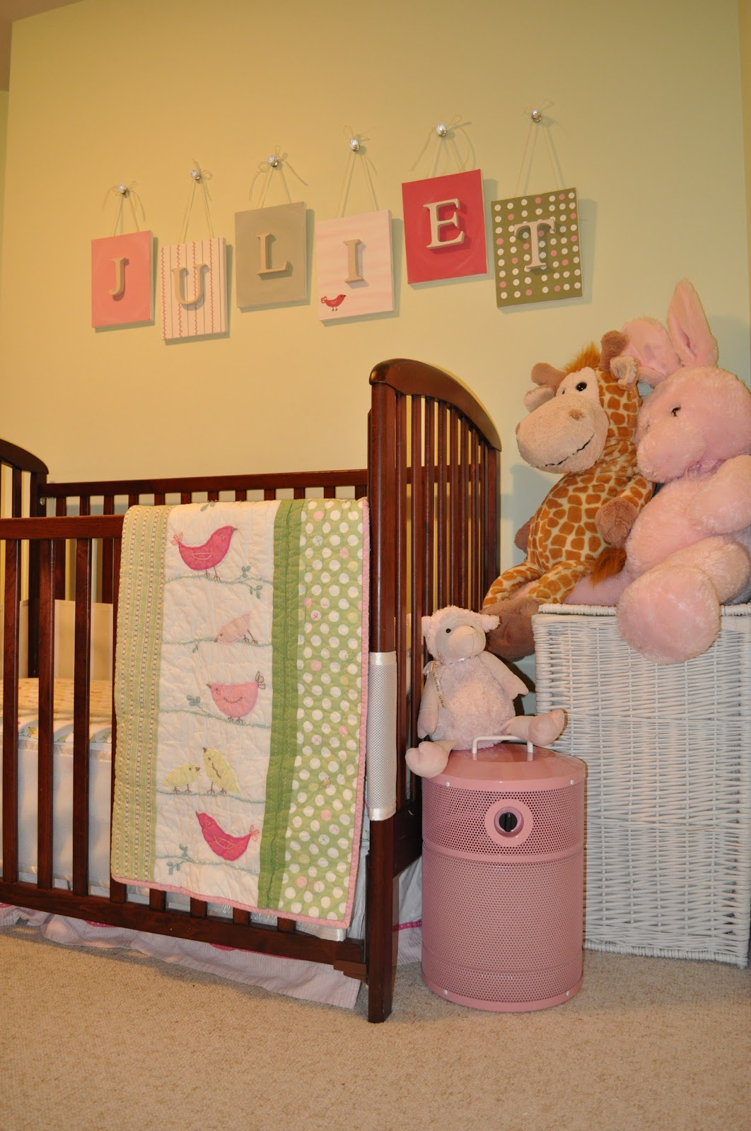 Pretty In Pink Air Purifiers For The Nursery Baby S Room Or Child Bedroom