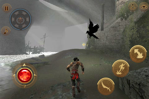Prince of Persia: Warrior Within by Free Iphone App