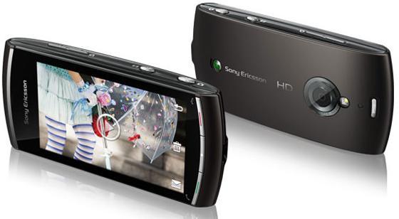 Terminal FX: Sony Ericsson <b>Vivaz</b> Caracteristicas
