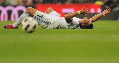 Cristiano Ronaldo Expression