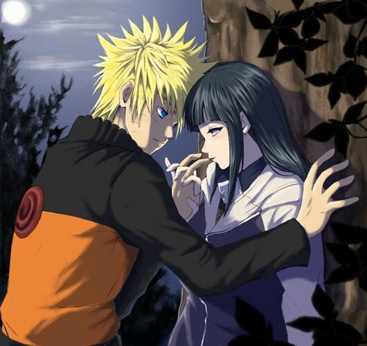 hinata wallpapers. Naruto and Hinata Action