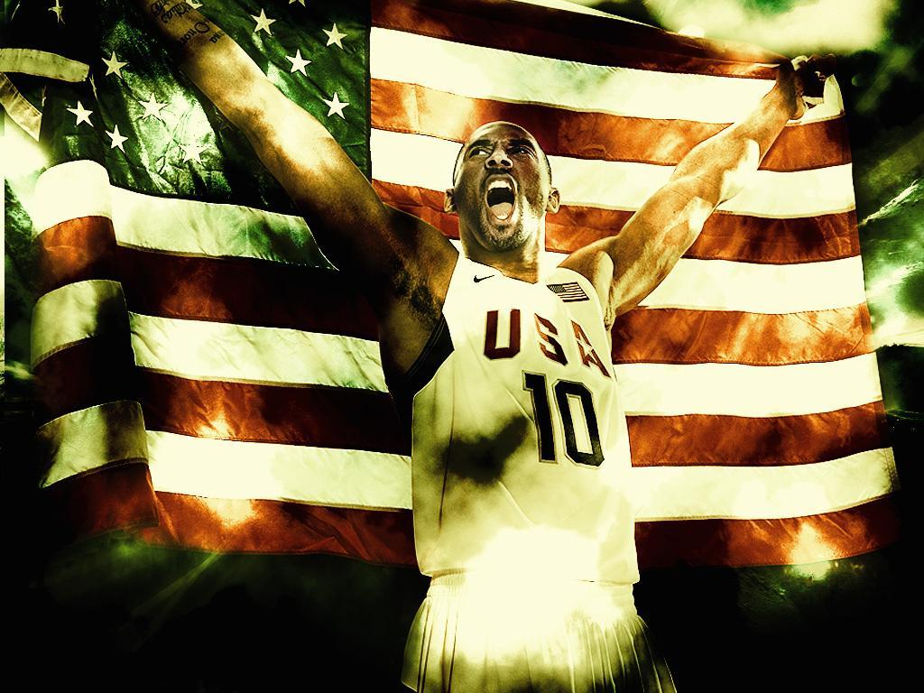 Best nba wallpapers kobe bryant gallery photo for Usa wallpaper