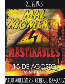 Mal Momento 15 de Agosto Gral Rodriguez