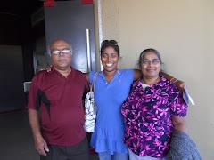 Parents Visit
