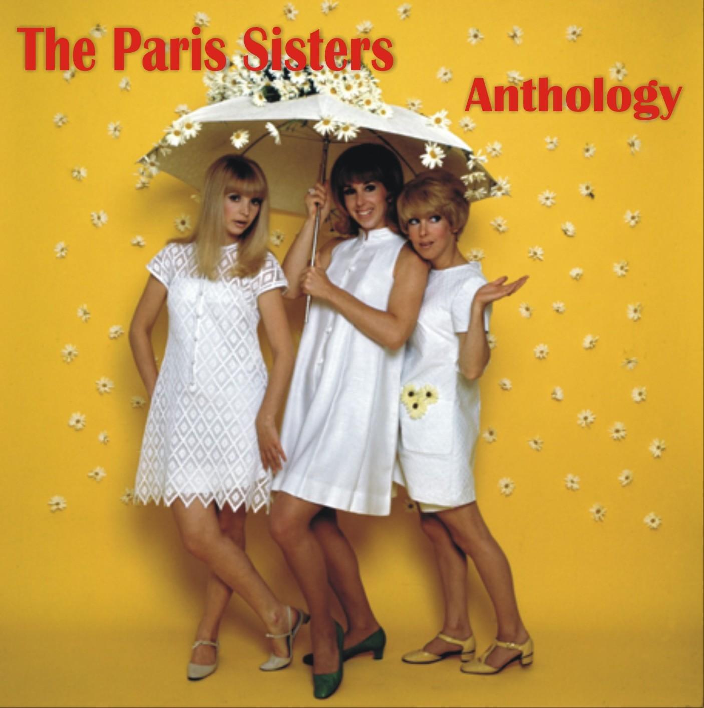 The Paris Sisters Golden Hits Of The Paris Sisters