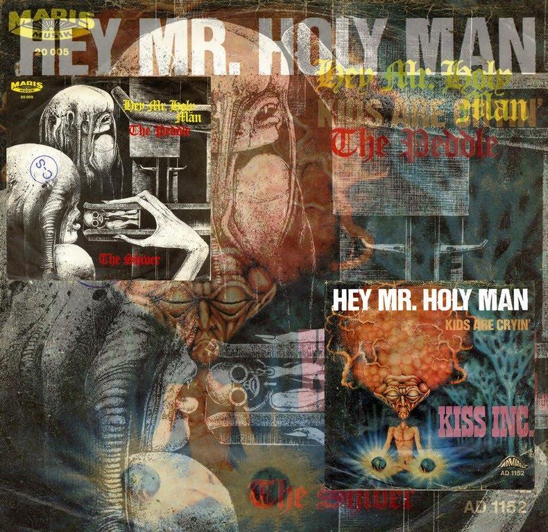 Kiss Inc Hey Mr Holy Man