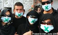freedom of speech iran