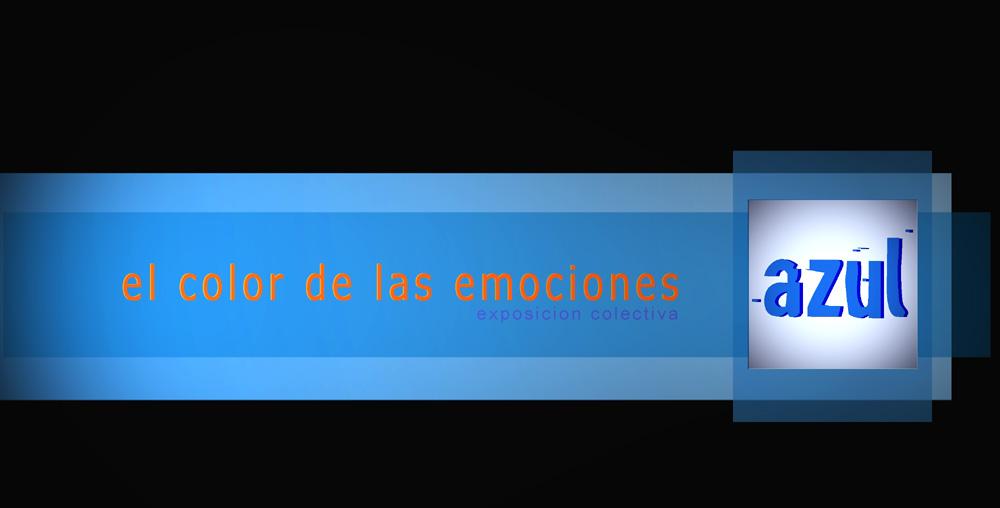 El color de las emociones, Azul