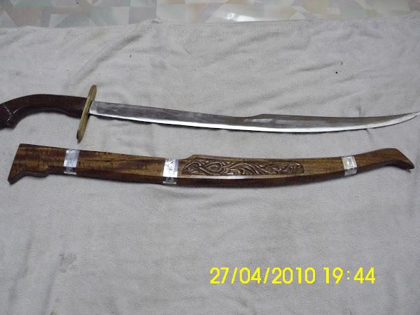 pedang buaya mudik/besi spring
