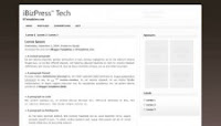 Clean Blogspot Templates