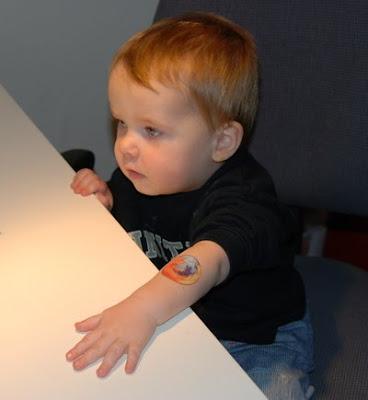 child firefox tattoo