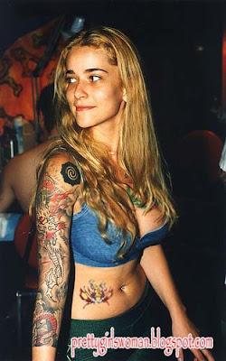 sexy brazilian girl desenhos tattoos
