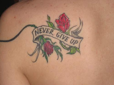 new rose tattoo design ideas