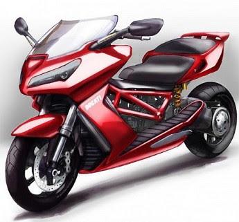Ducati Maxi Scooter