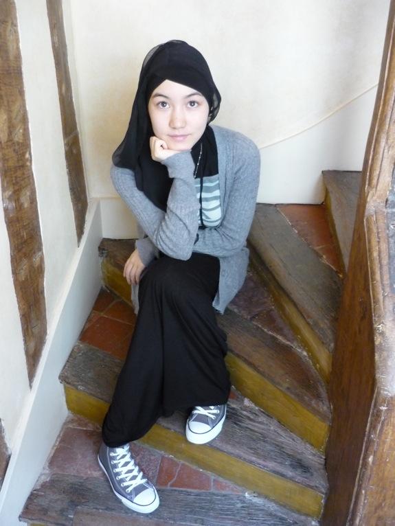 hijab style makin meluas di negara kite