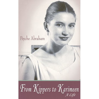 Psyche Abraham: From Kippers to Karimeen, A Life