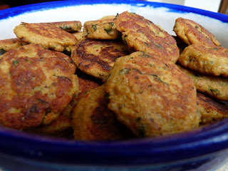 Shami Kababs, mince meat patties