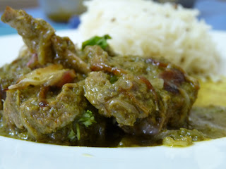 Green Masala Mutton Chops, Mutton Chops