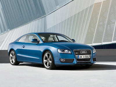 New Audi A5 Car Pictures