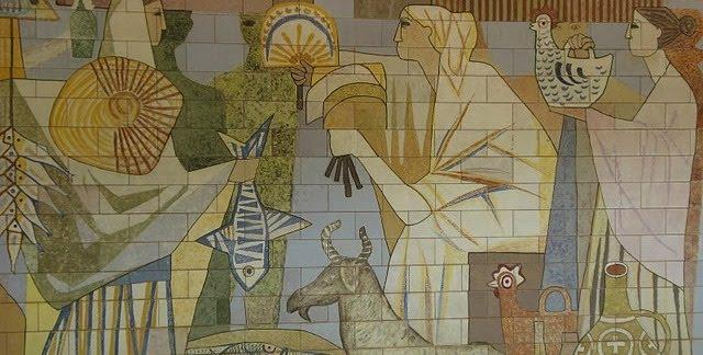 Cataguases- Uma grande galeria de arte