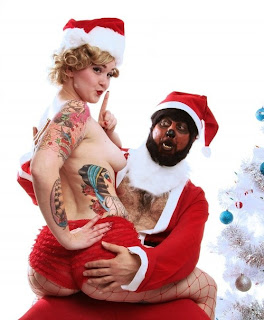 Merry Christmas Tattoo Art Collections