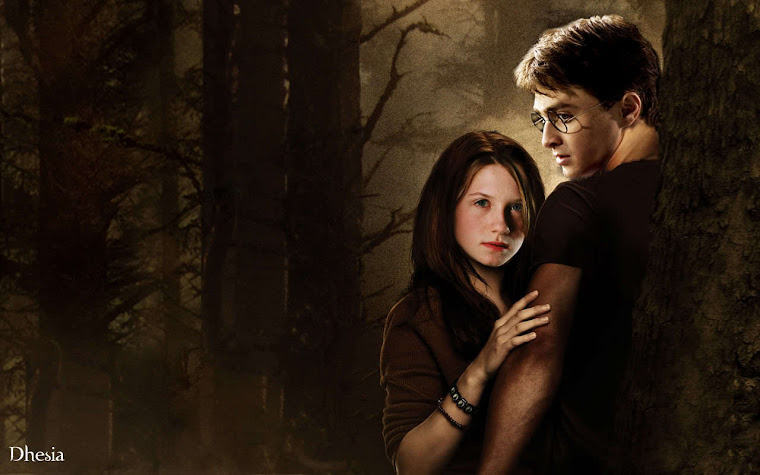 Harry and Ginny Together For Ever