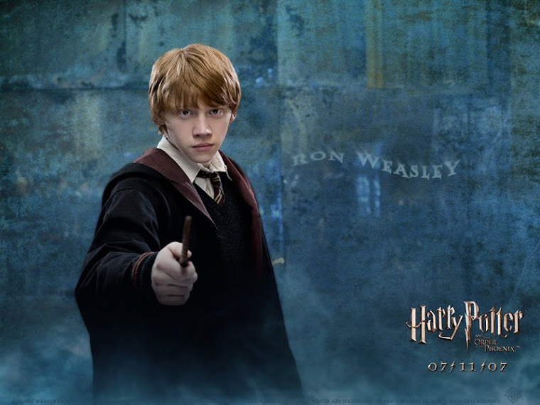 Please Welcome:Ron Weasley!!!