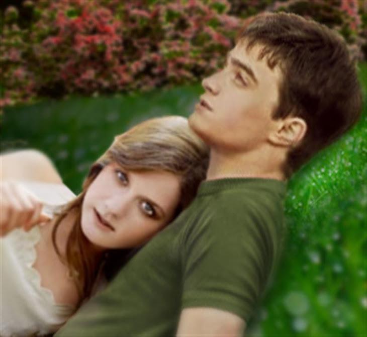 So Romantic  Harry and Ginny
