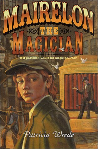 a book a week: Mairelon the Magician by Patricia C. Wrede