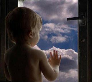Occhi al cielo - Affacciati alla finestra amore mio ...