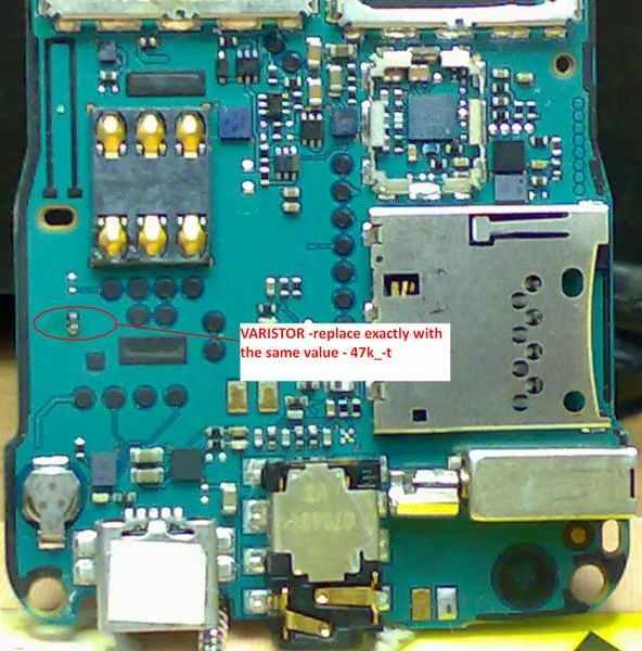 Mobile Repairing Solutions Nokia 3110c Not Charging