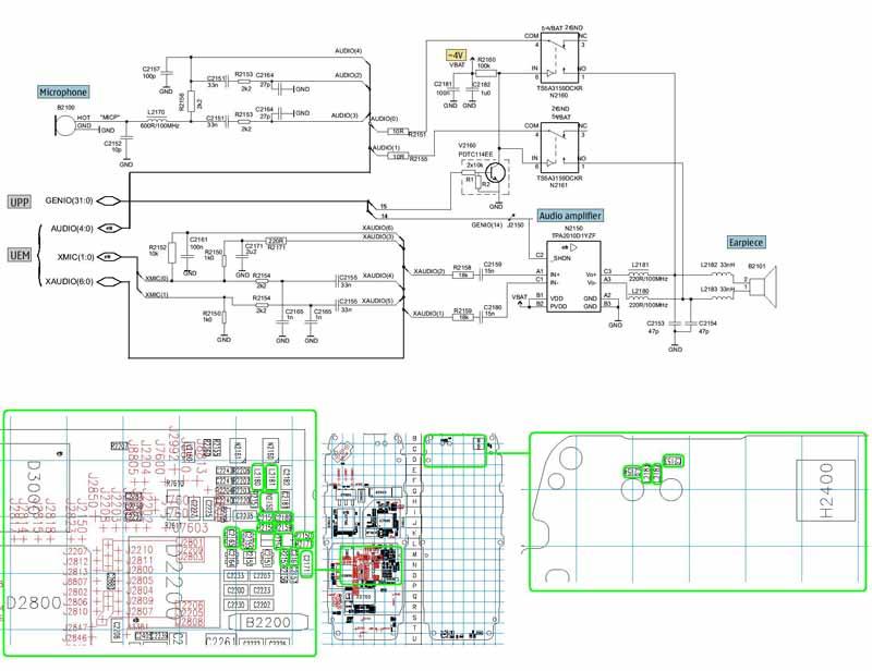 mobile repairing solutions 2310 ringer problem rh gsmforumfree blogspot com nokia 1600 circuit diagram pdf Nokia E63