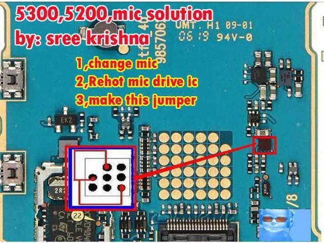 7210c mic solution. 5200 Mic Problem, 5200 Mic