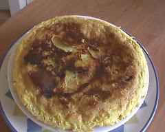 La tortilla de Patrick :)