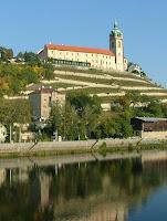 Melnik chateau