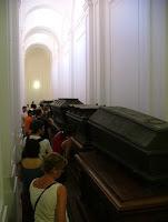 Dietrichstein coffins