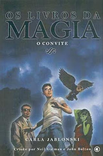 Os Livros da Magia: O Convite