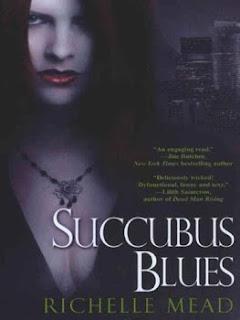 Georgina Kincaid: Succubus Blues