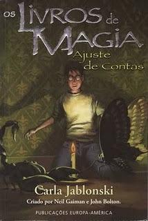 Os Livros de Magia: Ajuste de Contas