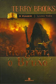 A Viagem: Morgawr, o Bruxo