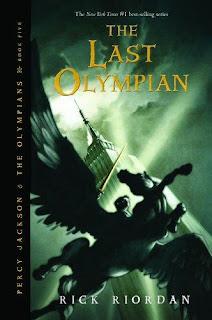 Percy Jackson e Os Olimpianos: O Último Olimpiano