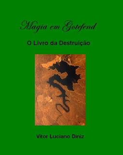 Magia em Gotefend: O Livro da Destruição
