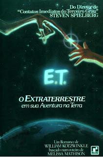 E.T: O Extraterrestre em Sua Aventura na Terra