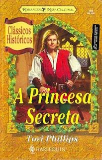 Família Cavendish: A Princesa Secreta