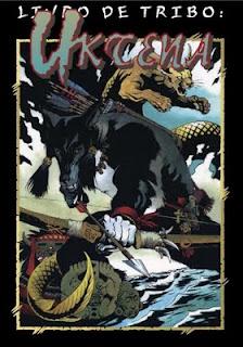 Livro de Tribo: Uktena