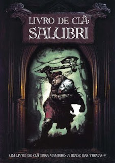 Livro de Clã: Salubri