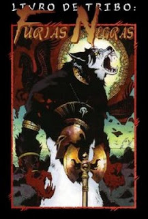 Livro de Tribo: Fúrias Negras