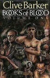 Livros de Sangue: Volume I